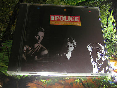 The Police - Their Greatest Hits         CD Album