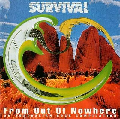 From Out Of Nowhere / Cosmic Psychos Dubrovniks Nursery Crimes Massappeal  Neu