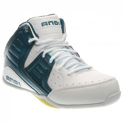 ee1f12031018 AND1 ROCKET 4.0 Mid Basketball Shoes - Blue - Mens -  24.99