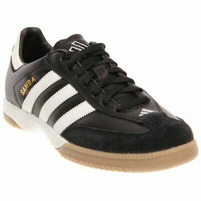 ... Indoor Soccer Shoes Black Leather Size 7.5 2007.  29.99 Buy It Now or  Best Offer 20d 20h. See Details. adidas Samba Millennium - Black - Mens 86c83a8f2