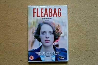 Fleabag  Series 1 ( One )    Brand  New Sealed Uk Dvd