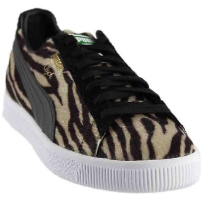 the latest 709a9 532ac Puma Clyde Suits Sneakers - Animal - Mens