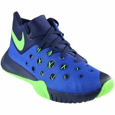 16b2782b150d NIKE ZOOM HYPERQUICKNESS 2015 Basketball Shoes - Blue - Mens ...