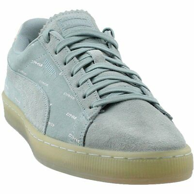 Details about Puma Re Suede Mens Trainers Lace Up Low Shoes
