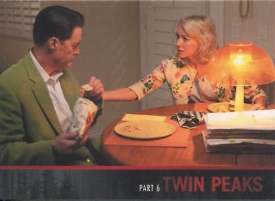Twin Peaks 2018 A Limited Event Chase Card #16 Part 6