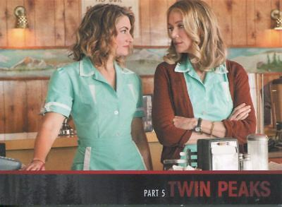 Twin Peaks 2018 A Limited Event Chase Card #15 Part 5