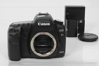 Canon EOS 5D Mark II 21.1MP Full Frame Digital SLR Camera Body              #377