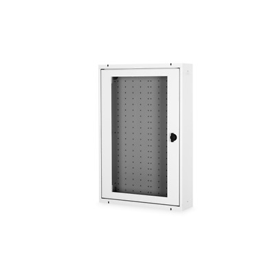 DIGITUS DN-WM-HA-60-SU-GD Home automation wall mounting cabinet Wall mount