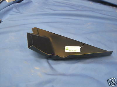 Mg New Left Hand Mgb Roadster / Gt Mgc & V8  Heelboard Extension B2B