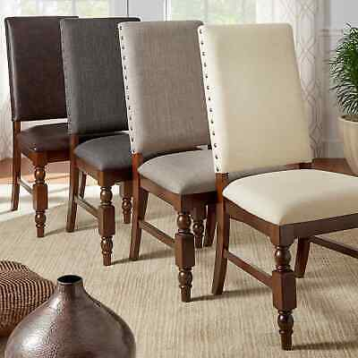 Phenomenal Mackenzie Country Style Two Tone Dining Chairs Set Of 2 By Beatyapartments Chair Design Images Beatyapartmentscom
