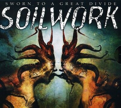 Soilwork - Sworn to a Great Divide [New CD]