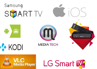 ✅ 1 month premium subscription IPTV-SmartTV-M3U-FireTv-Mag-Box + 17,000 channels