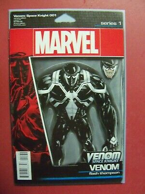 Venom Space Knight #1, Action Figure  Variant (9.4 Nm/Better) Marvel