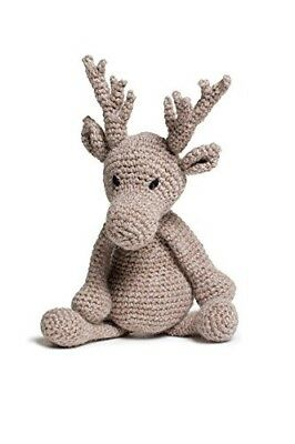 TOFT Edward's Menagerie Crochet Cuddly Toy Kit - Donna the Reindeer, Christmas