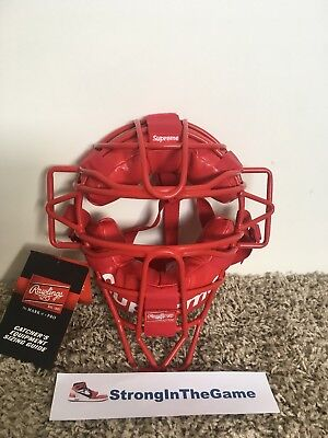 Supreme Rawlings Catcher's Mask