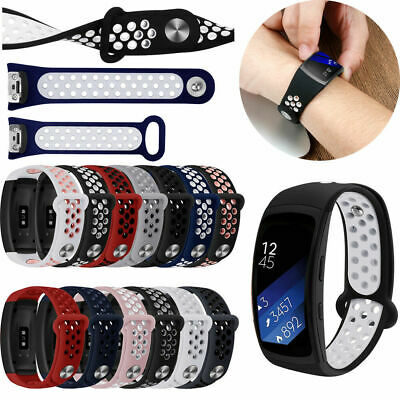 For Samsung Gear Fit2 SM-R360/SM-R350/Gear Fit2 Pro Replacement Wrist Strap Band