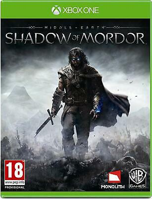 PREOWNED Middle Of Earth Shadow Of Mordor Xbox One
