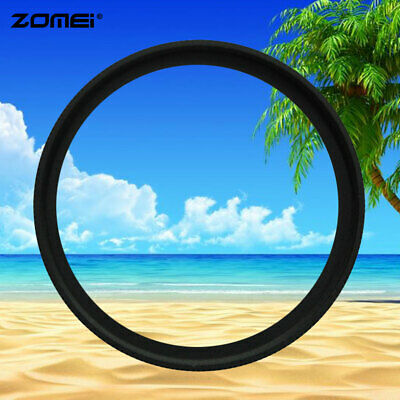 ZOMEI 49/52/62/72/77/82mm UV Filter Ultraviolet Protector For Canon Sony Olympus