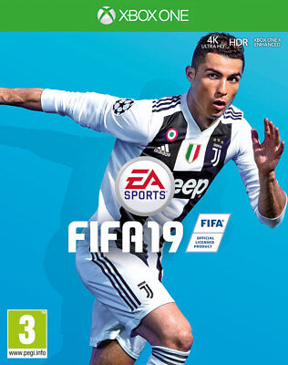 FIFA 19 (Xbox One) BRAND NEW SEALED - IN STOCK - QUICK DISPATCH - FREE UK POST