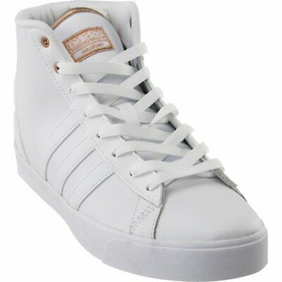 ADIDAS CLOUDFOAM DAILY QT Mid Casual Sneakers White