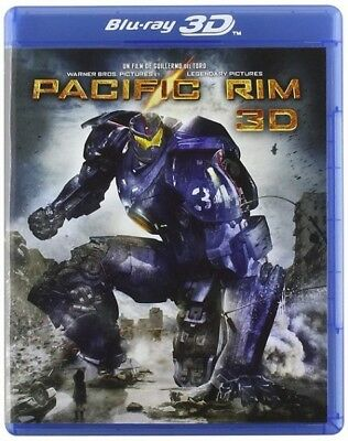Pacific rim BLU-RAY 3D NEUF SOUS BLISTER