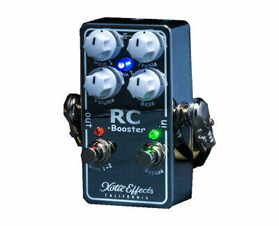 Xotic Effects RCB-V2 RC Booster Version 2