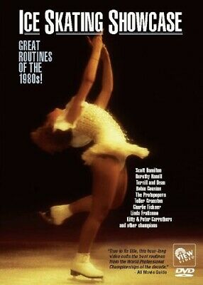 Ice Skating Showcase: Great Routines of the 1980s! (REGION 1 DVD New)