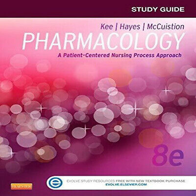   E Book PDF   Pharmacology : A Patient-Centered Nursing Process Approach 8th Ed
