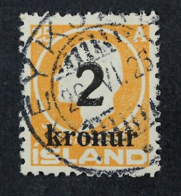 CKStamps: Iceland Stamps Collection Scott#149 Used CV$190