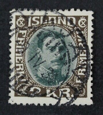 CKStamps: Iceland Stamps Collection Scott#181 Used