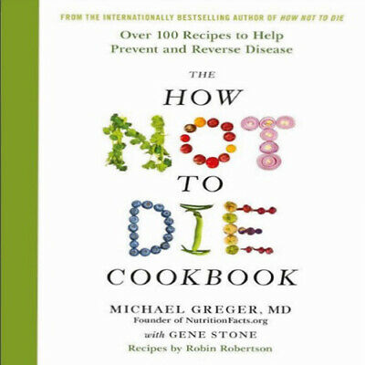 How Not To Die : By Dr Michael Greger (E book) {PDF}