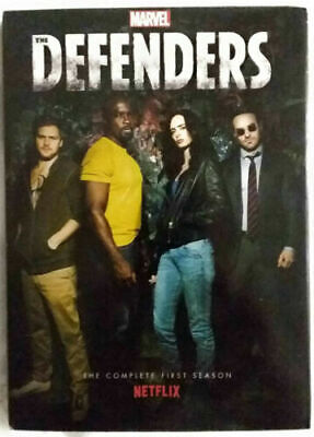 The Defenders: The First Season (DVD, 2017, 2-Disc Set)  pre-order 4-12