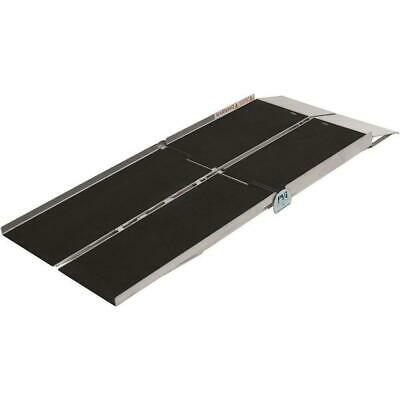 PVI Aluminium Multi-Fold Rear Door Wheelchair Van Ramp