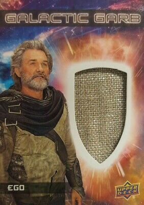 GUARDIANS of The GALAXY Vol 2 Costume Card GALACTIC Garb  EGO  SM - 7