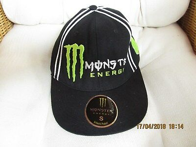 MONSTER ENERGY Baseball Cap Gr. S   Moto GP   Kappe