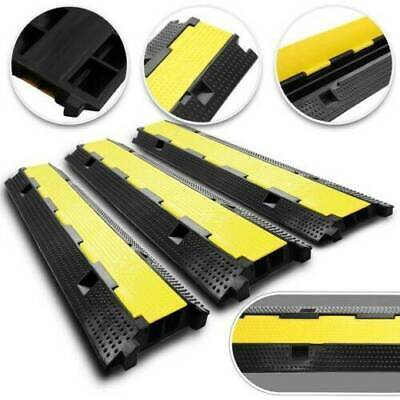 Deceleration Strip 1M 2Channel 5t Load Cable Cover Guard Vehicle Ramp Tray