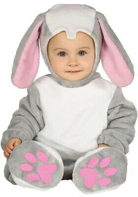 Baby Girls Boys Easter Bunny Rabbit World Book Day Fancy Dress Costume Outfit