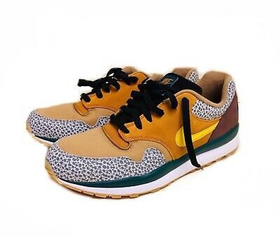 new style 11716 08931 NIKE AIR SAFARI SE Elephant Print Monarch Yellow Flax Orange AO3298 800 Men  Sz10 -  119.10   PicClick