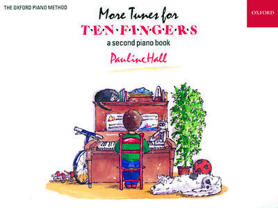 More Tunes for Ten Fingers, Paperback; Hall, Pauline.; Piano (tutorial).