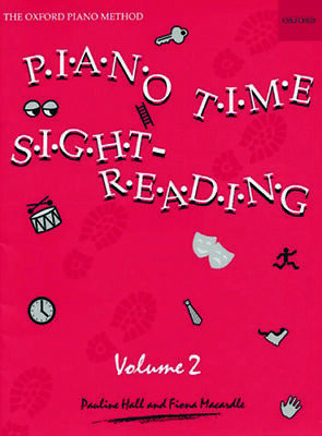 Piano Time Sightreading Book 2, Paperback; Hall, Pauline; Macardle, Fiona.