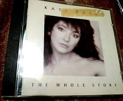 KATE BUSH THE Whole Story CD NEW & SEALED Very Best of Greatest Hits