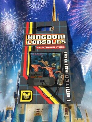 Disney World Parks Kingdom Consoles The Lion King Pin LE In Hand