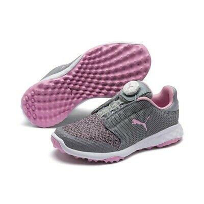 4a018cbda80b32 PUMA GRIP SPORT Disc Jr Youth Child Spikeless Golf Shoes Size 2 2C ...