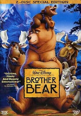Brother Bear [Special Edition] [2 Discs] (REGION 1 DVD New) WS