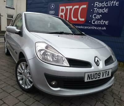 Renault Clio 1.5dCi Dynamique 2009*FULL SERVICE HISTORY*CAMBELT CHANGED*