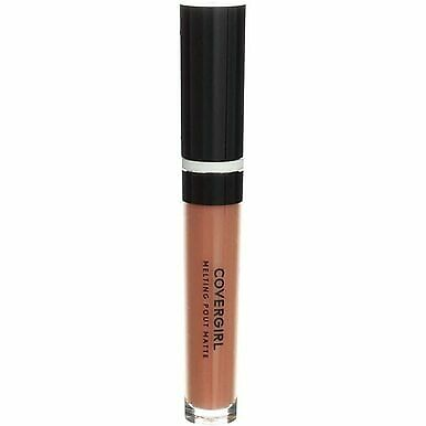 3 Pack CoverGirl Melting Pout Matte Liquid Lipstick, Coral Chronicles 310, 0....