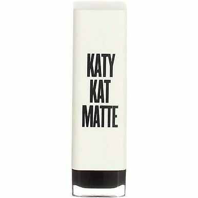 3 Pack CoverGirl Katy Kat Matte Lipstick, Perry Panther KP11, 0.12 oz