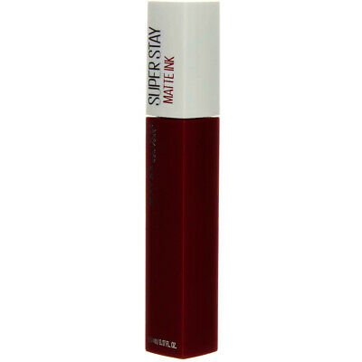 3 Pack Maybelline Super Stay Matte Ink Liquid Lipstick, Voyager 50, 0.17 fl oz