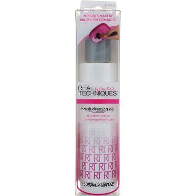 3 Pack Real Techniques Brush Cleansing Gel, 5.1 fl oz