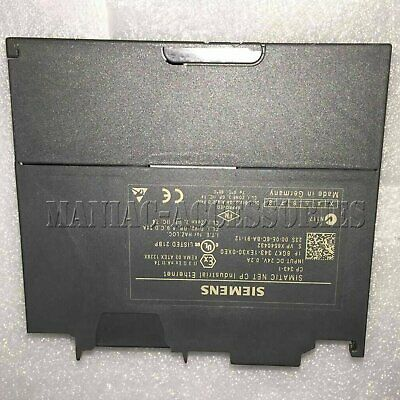 1PC used Siemens 6GK7343-1EX30-0XE0 Module Tested It In Good Conditio